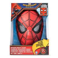 Интерактивная маска Человека паука Возвращение домой Spider-Man: Homecoming Spider Sight Mask Оригинал из США