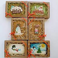 Пряник имбирно-медовый новогодний, фото 1