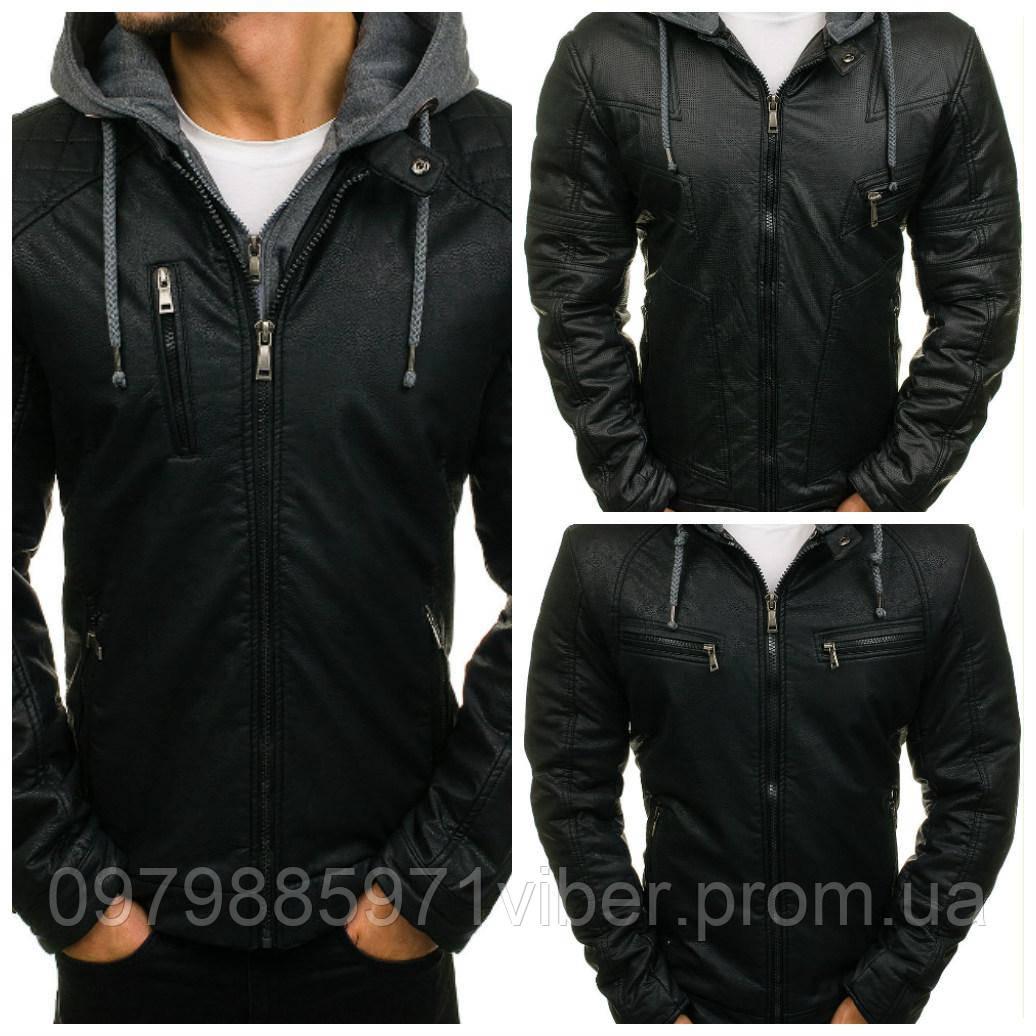 f651eb6a0c0b Мужская кожаная куртка на меху, цена 1 375 грн., купить в Львове ...