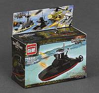 Конструктор Brick Enlighten серия Зона боевых действий / Combat zones 1222 Подводная лодка