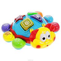 Развивающая музыкальная игрушкаДобрий Жук 7013