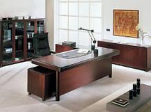 Офисная мебель, кабинет директора на заказ Киев