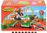 Конструктор Y032 Супер крылья: Джетт и его друзья (Super Wings)