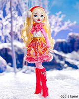 Кукла Эппл Вайт - Эпическая зима, Ever After High, Mattel
