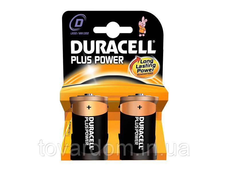 DURACELL D/ LR20 /MN1300