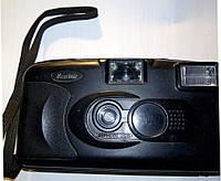 Фотоаппарат плёночный Kodak.В чехле.В коллекцию.ту.