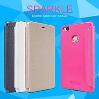 Кожаный чехол (книжка) Nillkin Sparkle Series для Xiaomi Mi 4s