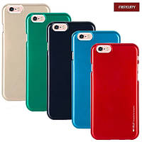 "TPU чехол Mercury iJelly Metal series для Apple iPhone 6/6s (4.7"")"