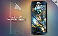 Защитная пленка Nillkin (на обе стороны) для Samsung Galaxy S6 Edge Plus