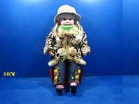 Кукла Ксюша интерактивная 60 см (5335)