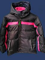 Детская зимняя куртка на мальчика от 4 до 14, фото 1