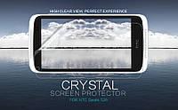 Защитная пленка Nillkin Crystal для HTC Desire 526/526G / Desire 326G