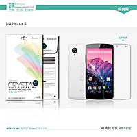 Защитная пленка Nillkin Crystal для LG D820 Nexus 5
