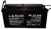 """Аккумулятор гелевый Solar-GEL (150Ач, 12В) """"ALVA AS12-150"""""""