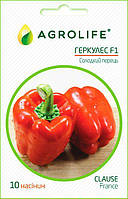 Семена Перца, Геркулес F1 (Hercules F1), 10 семян, Clause France
