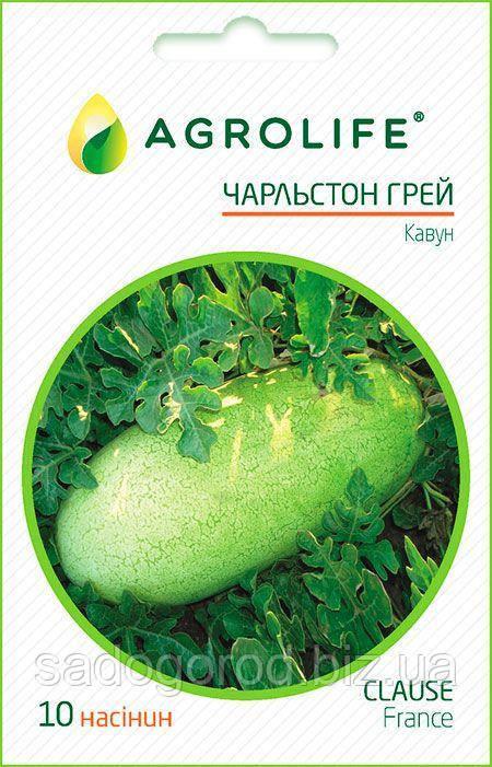 Семена Арбуза, Чарльстон Грей (Charleston Gray), 10 семян, Clause France