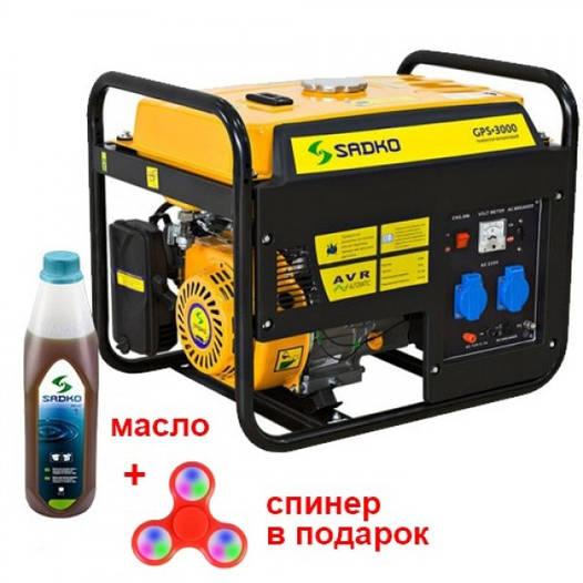 Генератор Sadko GPS-3000