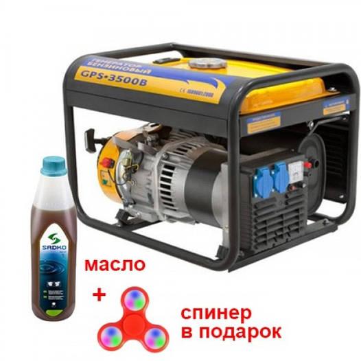 Генератор Sadko GPS-3500B