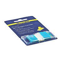 Закладки пластиковые с клейким слоем, синий ВМ.2309-02