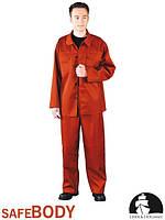 Одежда защитная мужская от щелечей LH-ACIWER U 58