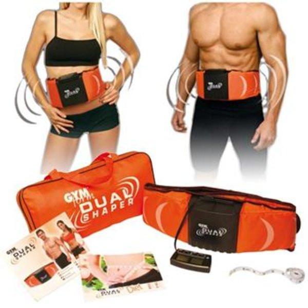 Пояс для похудения Gym form Dual Shaper, Джим Форм Дуал Шейпер - пояс миостимулятор