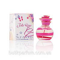 Женская туалетная вода Azzaro Jolie Rose (нежный, женственный, цветочный аромат)