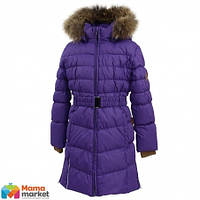Пуховое пальто HUPPA YASMINE 12020055, цвет 70053. ПРЕДЗАКАЗ