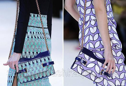Купить женские сумки через плечо
