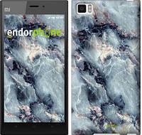 "Чехол на Xiaomi Mi3 Мрамор ""3479u-170-817"""