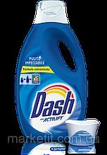 Стиральный порошок жидкий концентрированный Dash Actilift 23 стирки 1,65 л.
