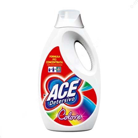 Стиральный порошок жидкий для цветного белья Ace Colore 25 стирок 1,825 л.