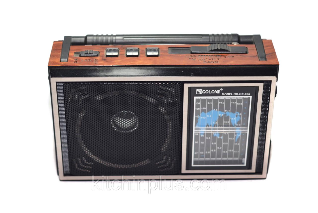 Радиоприемник  Golon RX-635