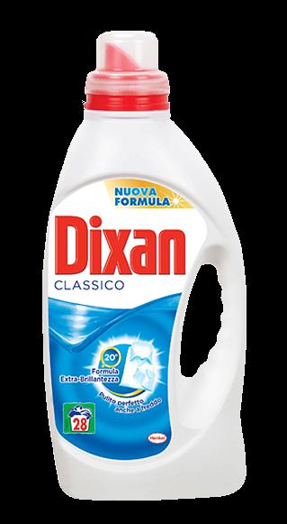 Стиральный порошок жидкий Dixan Classico 28 стирок 1,84 л.
