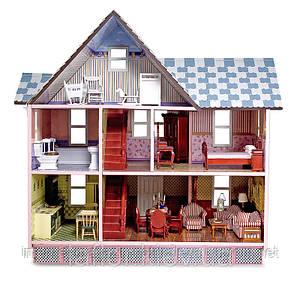 Викторианский кукольный домик ТМ Melissa&Doug, фото 2