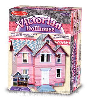 Викторианский кукольный домик ТМ Melissa&Doug, фото 3