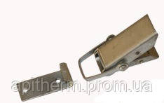 Скреп ульевой стальной оцинкованный 143 мм.
