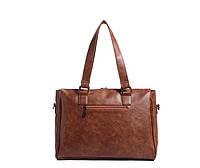 Мужская кожаная сумка. Модель 63223, фото 6