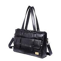 Мужская кожаная сумка. Модель 63223, фото 2