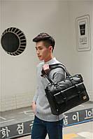 Мужская кожаная сумка. Модель 63223, фото 3