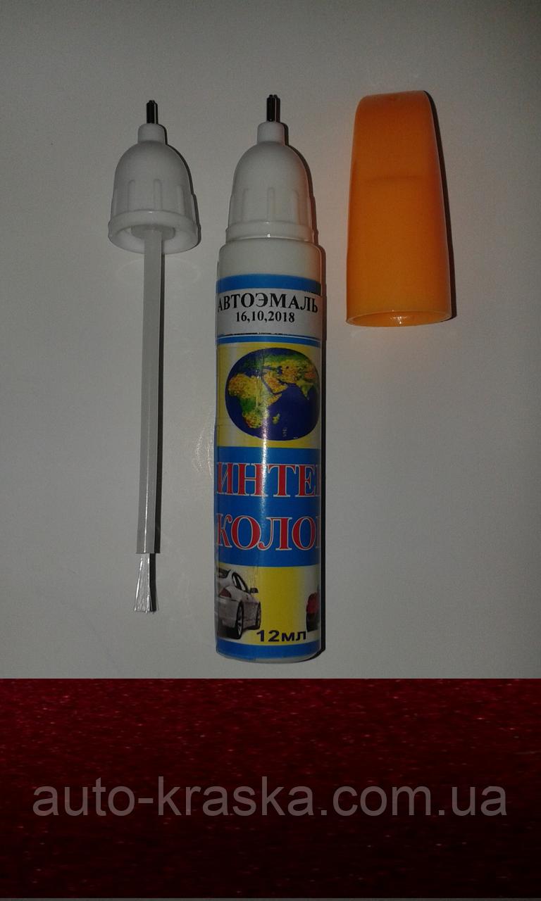 """""""2 в 1"""" 192 Портвейн. Реставрационный карандаш-маркер."""