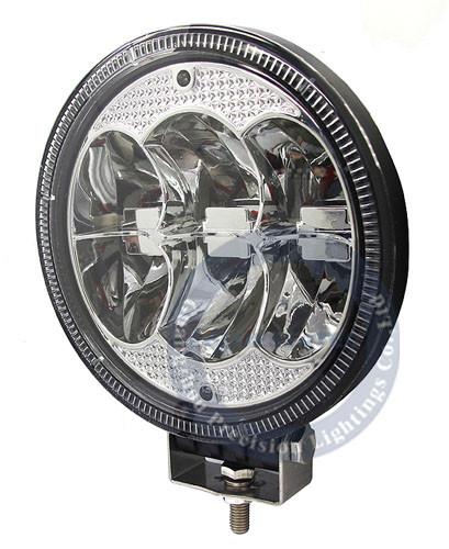 PL-7inch 60W LED work light  (5400Lm) 12-24vdc IP67