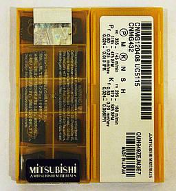 Пластина Mitsubishi CNMG 120408 UC5115