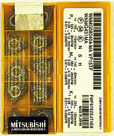 Пластина Mitsubishi WNMG 080404 MA VP15TF