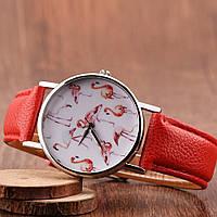 Модные женские наручные часы Flamingo