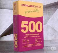 Портландцемент ПЦ І-500 (М500, Д0)  ПАТ «ХайдельбергЦемент Україна»