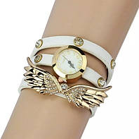 Стильные женские наручные часы-браслет Angel wings