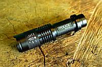Фонарик ручной Bailong BL-1812-T6 на аккумуляторе 18650