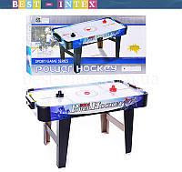 Аэрохоккей Power Hockey ZC 3005 С (220 Вольт) на ножках