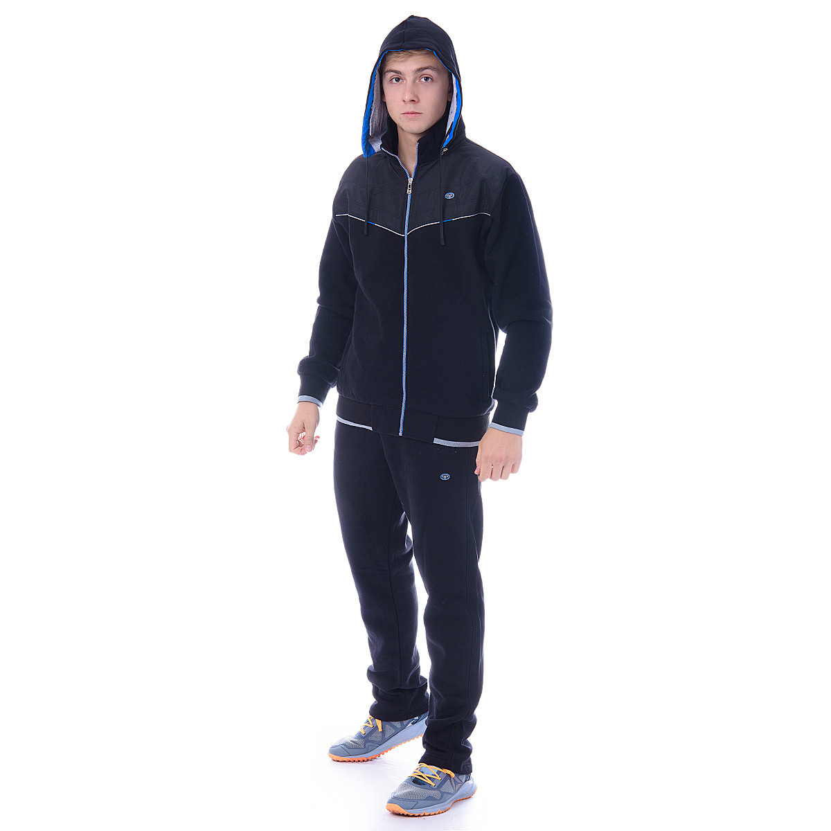 248d5866ee09 Мужской теплый спортивный костюм с капюшоном пр-во Турция Piyera 5039