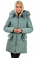 Женская зимняя куртка Жанна,размеры 44-50,опт и розница D105